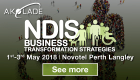 NDIS business transformation services