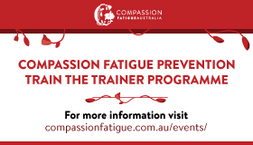 Compassion Fatigue Prevention Train the Trainer Programme
