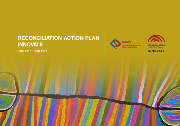 Reconciliation Action Plan: Innovate AASW Reconciliation Australia