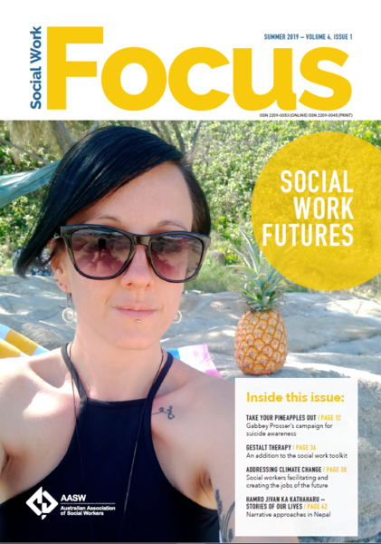 Social Work Focus: Social Work Futures