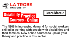 Disability Practice Course - online Learn more