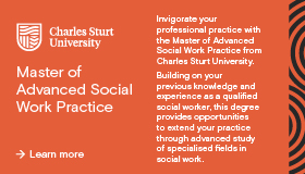 Master of Social Work Advanced Practice