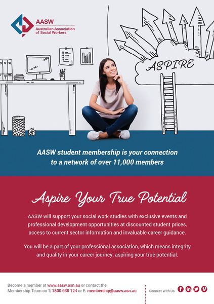 Aspire Your True Potential: student members