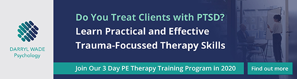 Do You Treat Clients with PTSD?