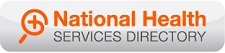 National Health Service Directory