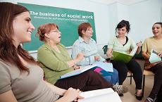 Workshops for self employed social workers including NDIS