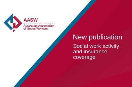 Social work activity and insurance coverage