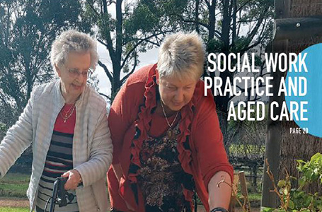 Social Work Focus - Aged care issue