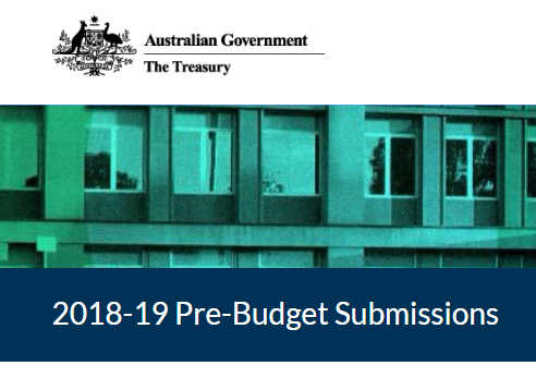 AASW's 2018–2019 Pre-Budget Submission