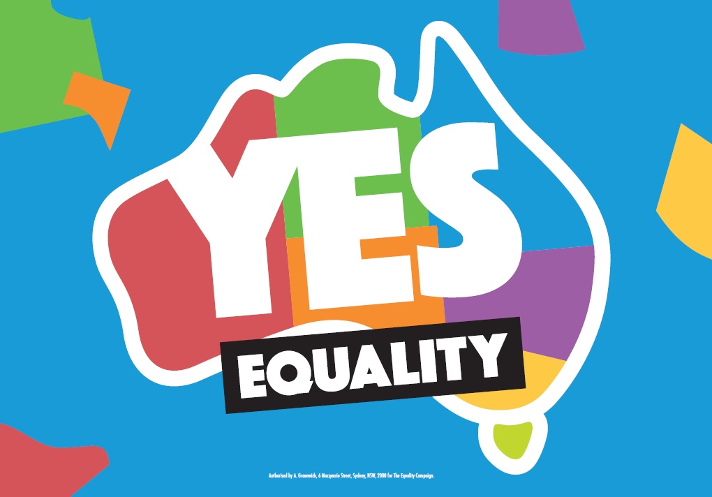 Yes! to Marriage Equality